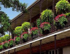 Mettere fiori sui balconi: 30 idee colorate
