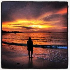 Me enjoying the sunrise on Ko Samet, Thailand