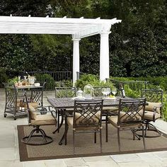 Patio Furniture Sets For The Home Pinterest Patio Outdoor