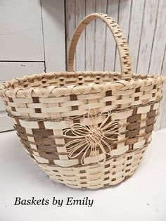 'Elizabeth' - beautiful - from Baskets by Emilly