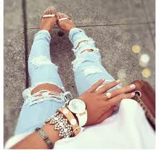 #fashion #style #blue #pants #jeans #shoes #accessory #trend #cool #best #beautiful #girl #women #fashionable #trendy #stylish #chic