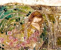 Margaret MacDonald should be as well known as her wonderful husband Charles Rennie Mackintosh, even he apparently said 'Margaret has genius, I have only talent'.  I think they both had an abundance of both.