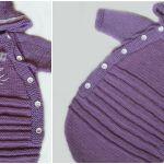 Tulum Bebek Battaniyesi Yapılışı 21