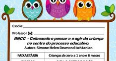 """🤩 PARTE 1 - PROJETO IDENTIDADE - Construção de um ÁLBUM  """"O EU, O OUTRO E O NÓS"""" 🤩 A BNCC não é um doc... Family Guy, Education, Fictional Characters, Thing 1, Day Care Activities, School Libraries, Note Cards, Day Planners, Centre"""