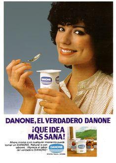 El vasito de Danone con forma cuadrangular y esquinas redondeadas llegó a Canarias en 1980.