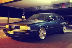 Audi 200 20v Turbo Quattro - Quattro Technik - Facebook