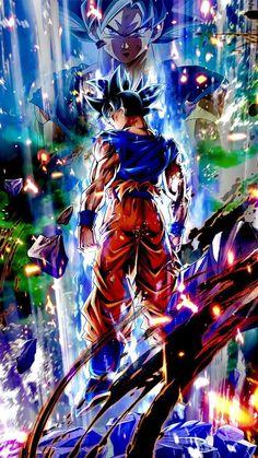 Goku presságio - clique no pin