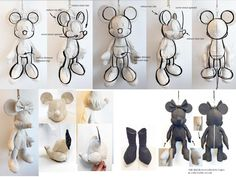 Christopher Raeburn + Disney: bolsas do Mickey e da Minnie!