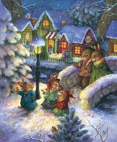 susan wheeler .@@@@@.....http://www.pinterest.com/jennifergbrock/vintage-christmas-images-art-illustration-that-evo/