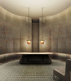 Beijing Waldorf-Astoria Light fixtures made in the USA by Urban Electric - Charleston  #GISSLER #interiordesign