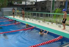 GBAC Elementary swim finals - Berkeley International School