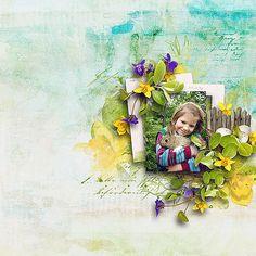 Spring is in the air by DitaB Designs
