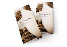 Menus for Nutmeg Café