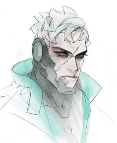 Video Game Art, Video Games, Jack Morrison, Video Game Addiction, Character Art, Character Design, Soldier 76, Overwatch Fan Art, The Revenant