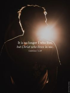 I have been crucified with Christ, and I no longer live, but Christ lives in me. The life I now live in the body,fn I live by faith in the Son of God, who loved me and gave himself for me. Short Bible Verses, Bible Verses Quotes, Me Quotes, Liturgy Of The Hours, Son Of God, Verse Of The Day, God Jesus, Names Of Jesus, God Is Good