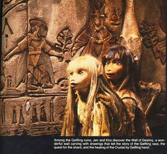 Enchanted Realm of Fae — The Dark Crystal Rare Magazine Article Photos Dark Crystal Movie, The Dark Crystal, Jim Henson, Fantasy Movies, Fantasy Art, Fantasy Fiction, Childhood Stories, Brian Froud, Stop Motion