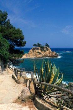 Cap Roig, Costa Brava, Catalonia