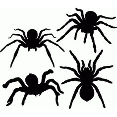 Silhouette Design Store - Search Designs : spider