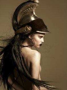 ♔ Ancient Greece / Rome Style