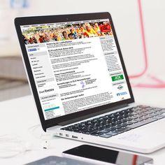 """Joomla Migration von 1.5 auf 3.4  Wir unterstützen die Emder Laufgemeinschaft seit Jahren mit unseren Dienstleistungen. Aktuell haben wir eine Joomla Migration von der Version 1.5 auf die aktuelle Version 3.4 durchgeführt. Das """"Look and Feel"""" der Webseite blieb dabei erhalten.  Homepage: www.emder-lg.de  #deich8 #cms #design #emden #joomla #wordpress #drupal #nordic #opensource #seo #webdesign #website #Laufgemeinschaft Drupal, Wordpress, Community, Website"""