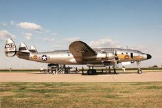 "C121A Lockheed Constellation ""MATS Connie"""