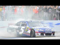 VIDEO (Sept. 17, 2012): Kasey Kahne, driver of the No. 5 Farmers Insurance Chevrolet, talks about returning to New Hampshire Motor Speedway, site of his most recent NASCAR Sprint Cup victory. He led 66 laps to win at the 1.058-mile track in July. Kahne's two victories this season were at tracks in the Chase for the NASCAR Sprint Cup.
