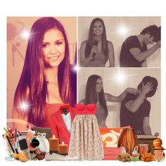 NINA AND IAN @BLOODY NIGHT CONVENTION IN BARCELONA, CREATED BY ELENADOBREV90 ON POLYVORE
