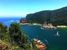 Knysna Heads, Garden Route Knysna, South Africa, River, Garden, Outdoor, Beautiful, Outdoors, Garten, Gardens