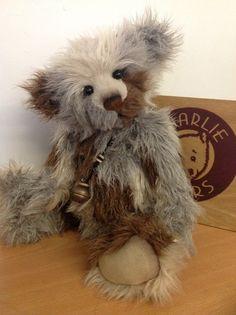 Bronwyn by Charlie Bears, Bronwyn was my second Charlie bear from my children for my birthday.