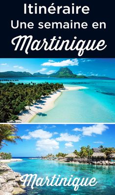 10 Tage in Martinique - Travel Pack Montezuma, Monteverde, Les Bahamas, Disneyland, Surf, Southern Caribbean, Caribbean Vacations, Destination Voyage, Top Travel Destinations