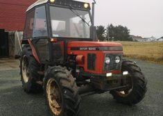 Traktor Zetor 6245 - Perfektní Stav Tractors, 4x4, Stav, Vehicles, Car, Vehicle, Tools