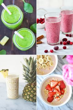 43 Smoothies That Will Help You Sip Your Way to Happiness