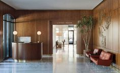 The Dewberry Hotel, Charleston (South Carolina). Design: Workstead
