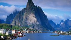 Sognefjord, NORWAY - 10 Most Beautiful Places to Visit in Europe