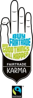 Boost your #karma all month long by shopping #FairTrade