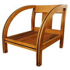 Paul Frankl Armchair