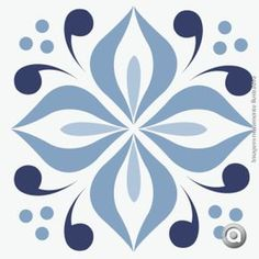 Kit of stickers for kitchen tiles with 25 pieces, confe-Kit de adesivos para azulejos de cozinha com 25 peças, confeccionadas em vinil … Kit of adhesives for kitchen tiles with 25 pieces, made of adhesive vinyl, in sizes or - Stencil Patterns, Stencil Designs, Tile Patterns, Pattern Art, Embroidery Patterns, Stencil Painting, Ceramic Painting, Barn Quilts, Tile Art