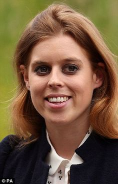 Princess Beatrice of York would become seventh in line to the throne