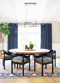 "If you're a fan of her work, then you'll know her obsession with vintage rugs, well, rugs in general. ""I spent hours and hours sourcing the perfect rugs for the house,"" she said. ""I chose a mix of..."