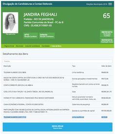 Como se ainda vivesse no passado, Jandira Feghali declara ao TSE linha…