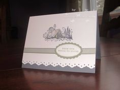 Silent Auction card by TERRORE3 - Cards and Paper Crafts at Splitcoaststampers