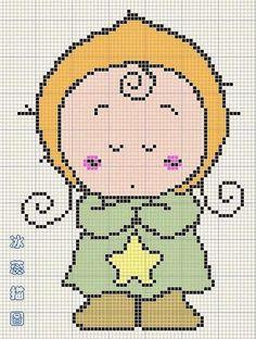 BeyazBegonvil I Kendin Yap I Alışveriş IHobi I Dekorasyon I Makyaj I Moda blogu: Kanaviçe I Bebekli Şablon Örnekleri