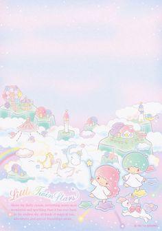 https://flic.kr/p/HN9qAg | Sanrio Little Twin Stars Memo (2015)