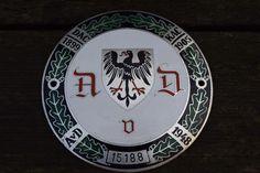 Vintage Automobile Club of Germany car badge
