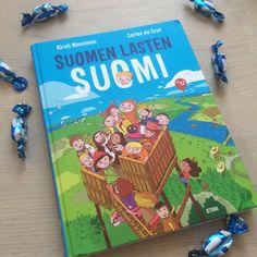 Lasten- ja nuortenkirjoja esittelevä blogi, jossa toisinaan pohditaan, miten kirjallisuuttav voi hyödyntää opetuksessa. Finland, Nostalgia, Cover, Art, School, History, Craft Art, Kunst, Schools