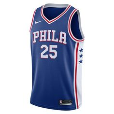 competitive price 02605 46600 Nike Men s Philadelphia 76ers Ben Simmons 2018 Swingman Jersey