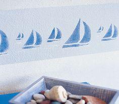 Come disegnare forme sulla parete dipingere pareti con forme colori mascherine consigli per decorare le pareti con forme disegni e colori