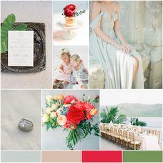 Beach Resort Wedding Inspiration from Bajan Wed
