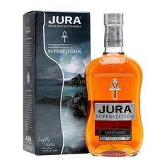 Isle of Jura - Whisky Superstition 70 cl. (S.A.)