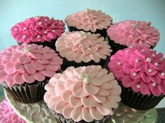 Cupcakes from Sugarbelle